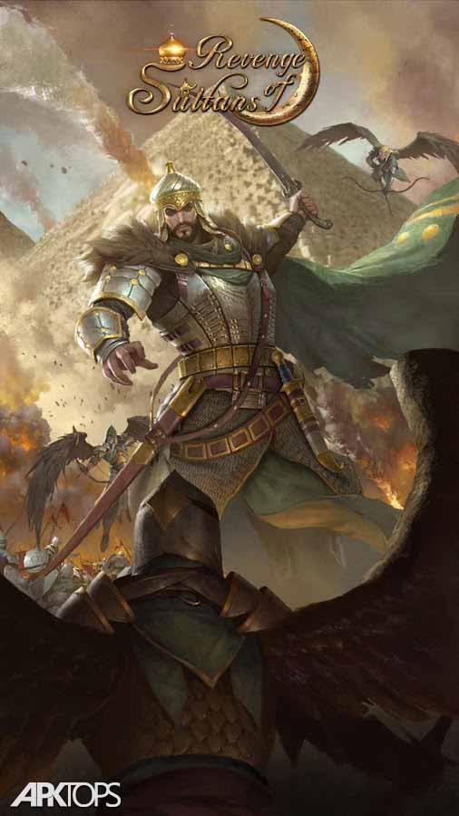 Revenge of Sultans v1.4.5 دانلود بازی انتقام سلاطین برای اندروید