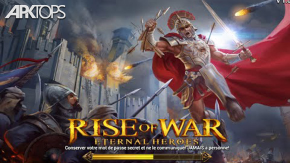 دانلود Rise of War : Eternal Heroes