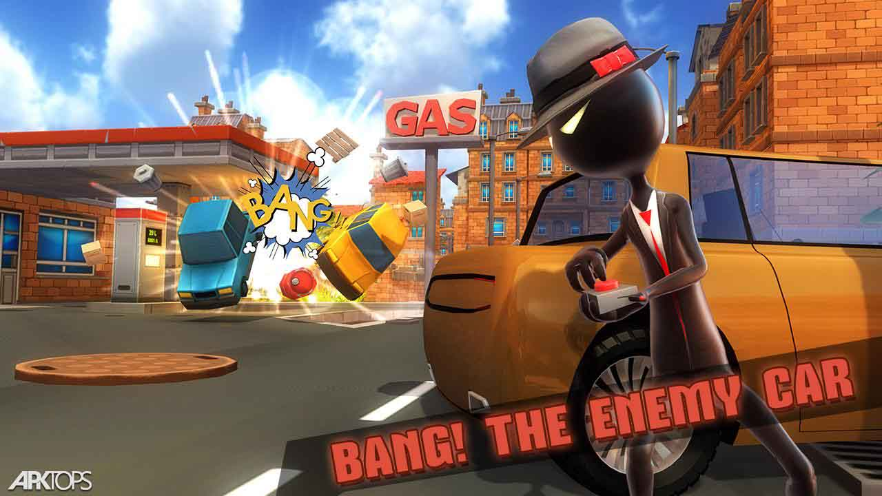 Shadow Mafia Gangster Fight v1.2 دانلود بازی سایه مافیای گانگستر برای اندروید