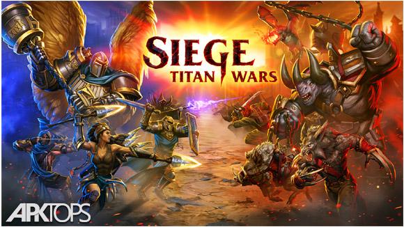 دانلود Siege: Titan Wars
