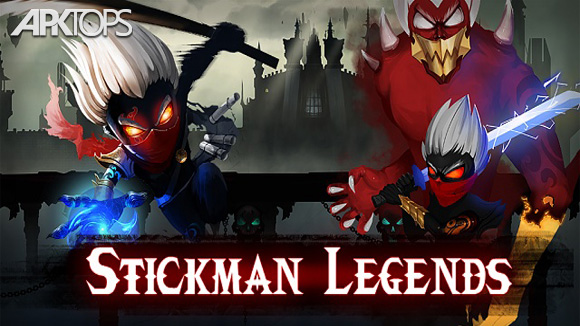 دانلود Stickman Legends – Ninja Warriors Games