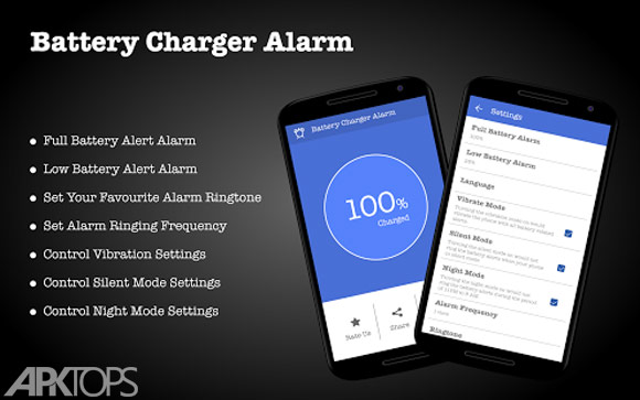 Full Charge Alarm