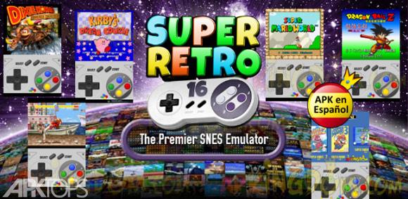 SuperRetro16 SNES