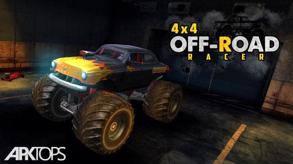 دانلود 4X4 OffRoad Racer – Racing Games