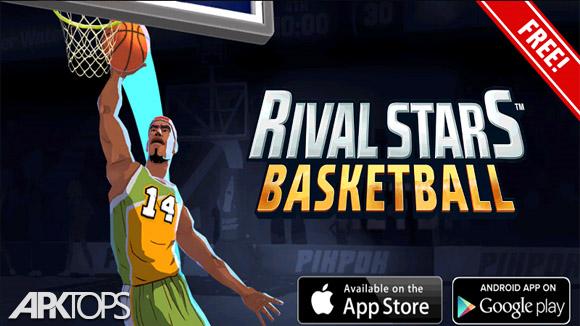 دانلود Basketball Rivals