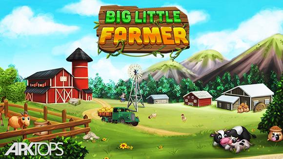 دانلود Big Little Farmer Offline Farm
