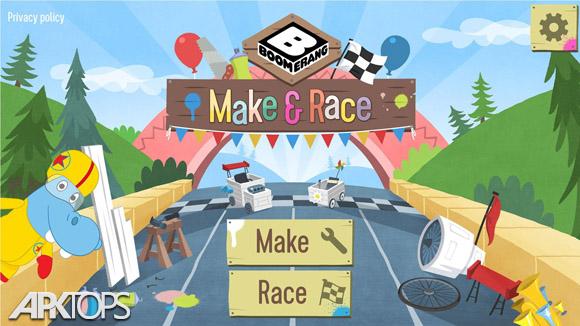 دانلود Boomerang Make and Race