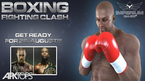 دانلود Boxing – Fighting Clash
