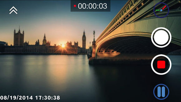 Camera Auto Timestamp