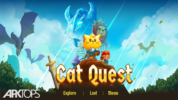 دانلود Cat Quest