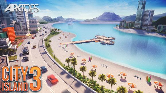 دانلود City Island 3 – Building Sim