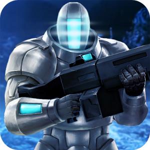 CyberSphere: Sci-fi Shooter v2.0.0 دانلود بازی نبرد فضایی در سیاره سایبری + مود اندروید