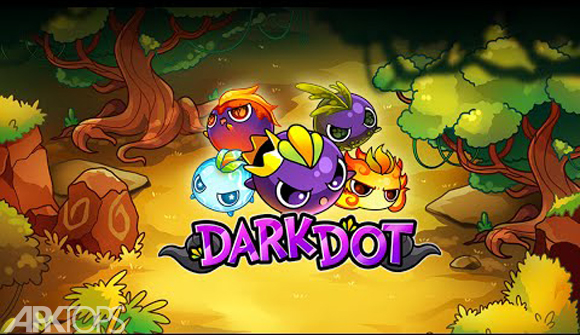 Dark Dot - Unique Shoot 'em Up