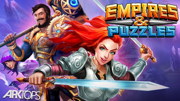 دانلود Empires & Puzzles: RPG Quest