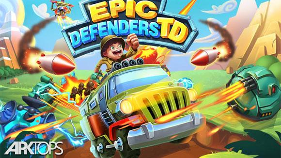 دانلود Epic Defenders Td