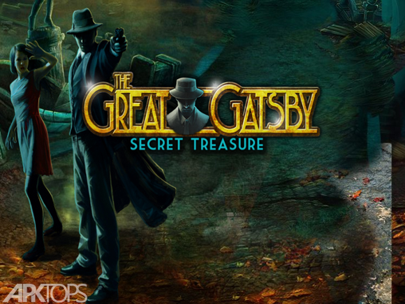 Great Gatsby Secret Treasure