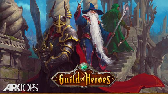 دانلود Guild of Heroes – fantasy RPG