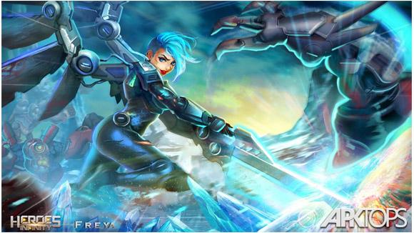 دانلود Heroes Infinity