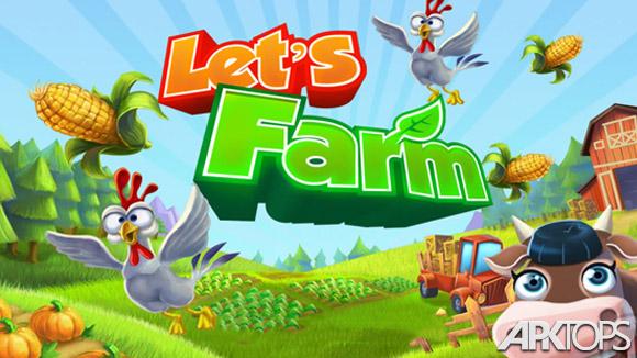 دانلود Let's Farm