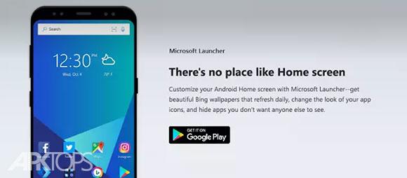 نسخه جدید لانچر مایکروسافت برای اندروید Microsoft Launcher