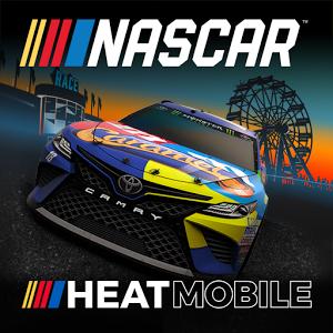 NASCAR Heat Mobile v3.0.2 دانلود بازی ماشین سواری نسکار برای اندروید