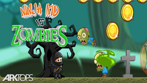 دانلود Ninja Kid vs Zombies – Special