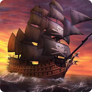 Ships of Battle Age of Pirates v1.49 دانلود بازی کشتی دزدان دریایی برای اندروید