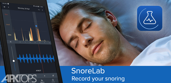 SnoreLab : Record Your Snoring