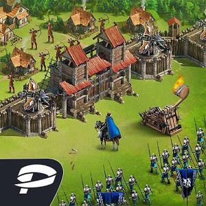 Stormfall: Rise of Balur v2.01.1 دانلود بازی استورم فال برای اندروید