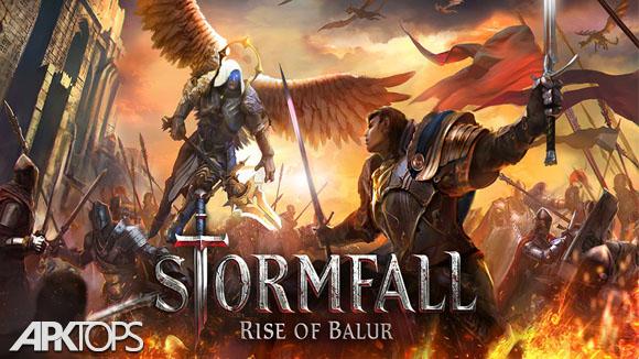 دانلود Stormfall: Rise of Balur