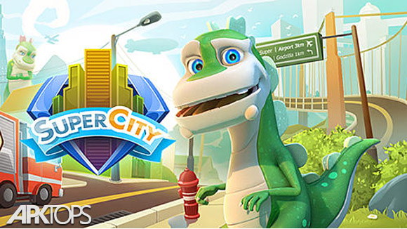 دانلود SuperCity: Build a Story
