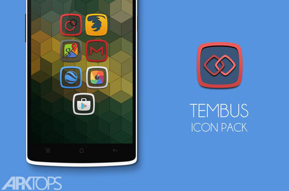 Tembus – Icon Pack
