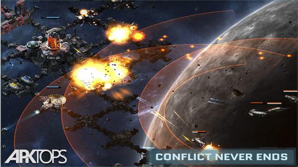 دانلود VEGA Conflict