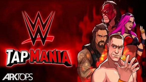 دانلود WWE Tap Mania
