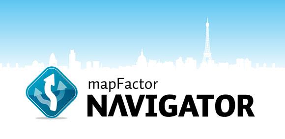دانلود مپ فکتور MapFactor