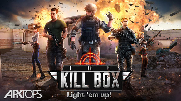 دانلود The Killbox: Arena Combat