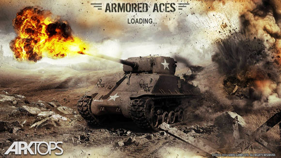 دانلود Armored Aces – 3D Tank Battles