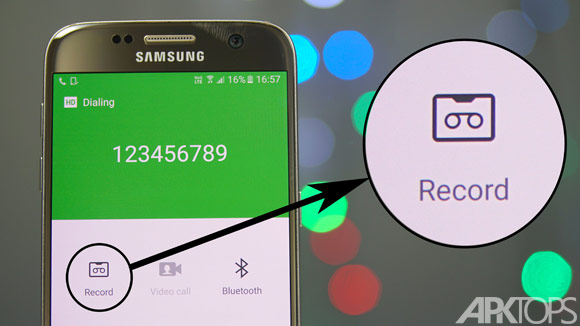 Call Recorder Galaxy S8 | Total Recall