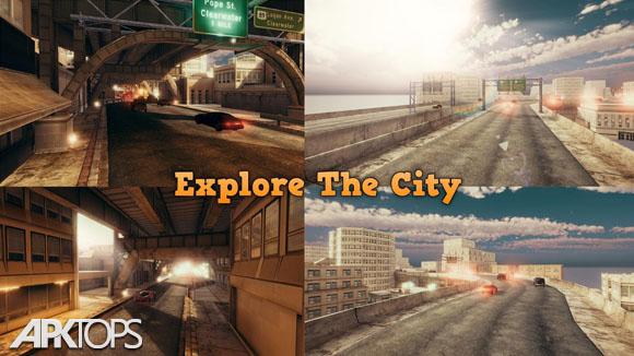 دانلود Car Driving In City
