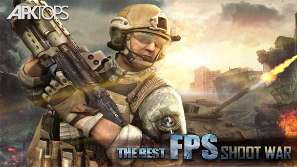 دانلود Counter Terrorist FPS Shoot War