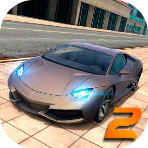 Extreme Car Driving Simulator 2 v1.0.3 دانلود بازی شبیه ساز رانندگی 2 برای اندروید