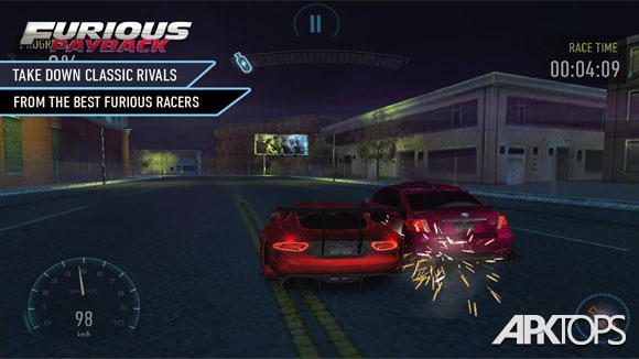 دانلود Furious Payback Racing