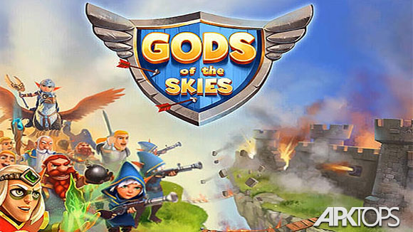 دانلود Gods of the Skies