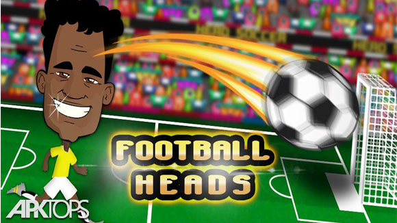 دانلود Head Soccer Heroes 2018 - Football Game