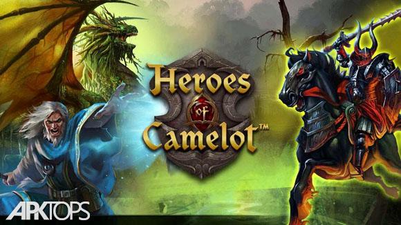 دانلود Heroes of Camelot