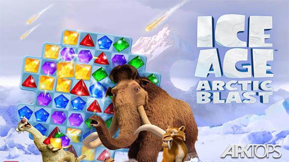 دانلود Ice Age: Arctic Blast