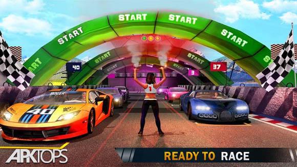 دانلود Impossible Car Crash Stunts – Car Racing Game