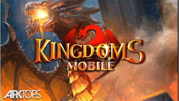 دانلود Kingdoms Mobile – Total Clash