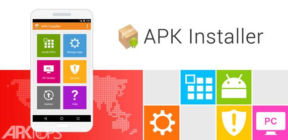 APK INSTALLER PRO دانلود برنامه نصب کننده برنامه ها برای اندروید