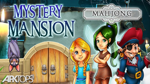 دانلود Mahjong Mystery: Escape The Spooky Mansion